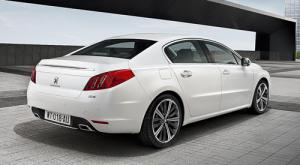 Peugeot 508 to be launched in 2011