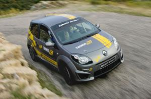 Renault Twingo Renaultsport R2 and R1