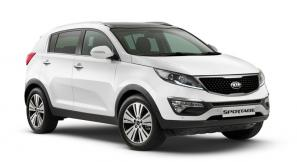 Kia Sportage receives updates for 2014