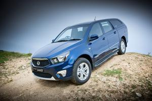 SsangYong announces prices and specs for new Korando Sports pick-up