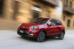 Fiat 500X available Q2 2015, priced from £14,595