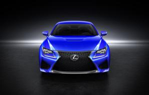 Lexus RC F officially unveiled at Detroit