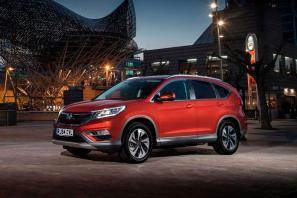 2015 Honda CR-V to be priced from £22,340