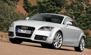 Audi TT revised for 2011