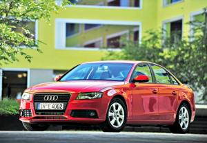 The new Audi A4 2.0 TDIe
