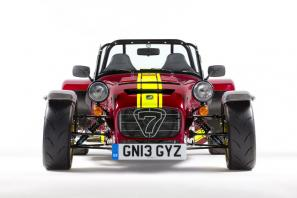 Caterham Seven 620R to be unveiled at Goodwood