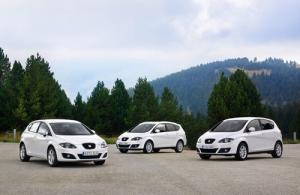 SEAT extends Ecomotive line-up with Altea, Altea XL and Leon