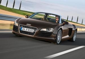 Audi R8 Spyder gets new 430 PS 4.2-litre V8 FSI petrol engine