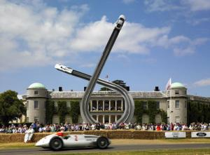 Provisional dates announced for 2010 Goodwood Festival of Speed and Goodwood Revival