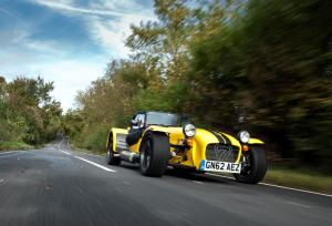 Caterham Supersport R added to Seven range, powered by 180bhp 2.0-litre Ford Duratec engine