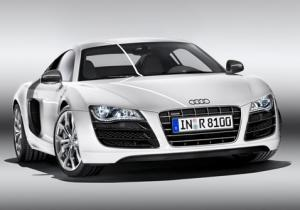 New Audi R8 V10 available to order January 2009