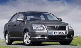 The New Toyota Avensis 2.2-litre D-4D