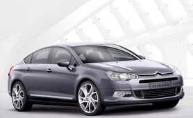 Citroen unveils the new C5 saloon and estate