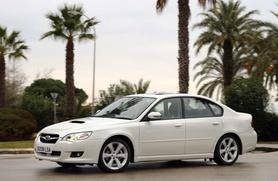 Subaru Boxer Diesel Legacy Saloon launched