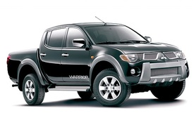 New Mitsubishi L200 Pick-up unveiled