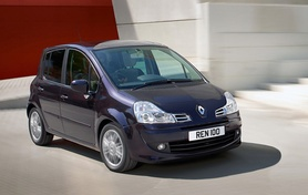 New Renault Modus and Grand Modus prices announced
