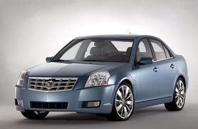 New compact Cadillac BLS for the UK revealed