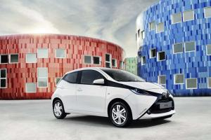 New Toyota Aygo unveiled