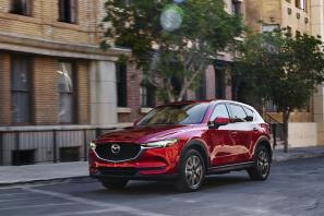 New 2017 Mazda CX-5 unveiled