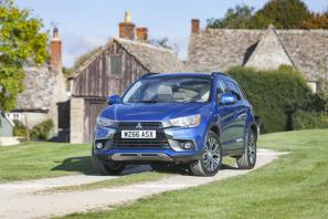 2017 Mitsubishi ASX Review