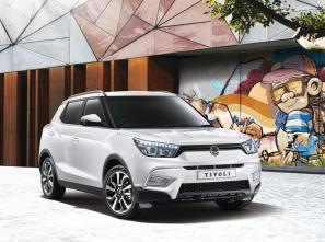 SsangYong Tivoli to be priced from £12,950