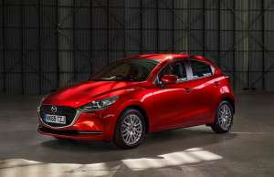 Mazda2 updated for 2020 model year