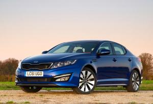 New Kia Optima goes on sale in UK from 1 February