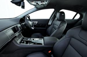 Revised 2010 Jaguar XF range now starts from £29,900