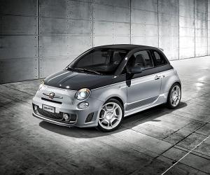 The new Abarth 500C