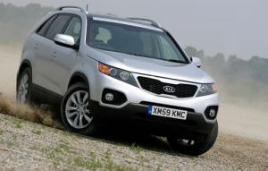 Kia Sorento gets a new look