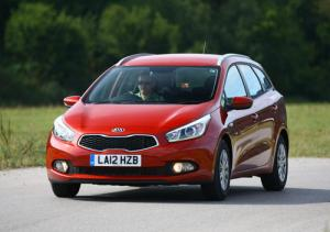 New Kia cee'd Sportswagon on sale now