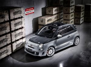 Abarth 500C esseesse and Abarth Punto Evo esseesse announced