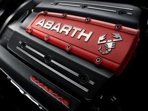 Abarth esseesse engine cover
