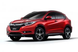 Honda resurrects HR-V name for European Vezel