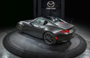 New Mazda MX-5 RF to be priced from £22,195