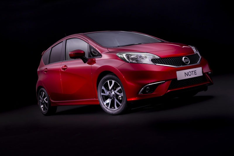 New 2013 Nissan Note