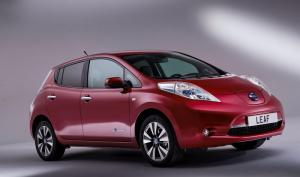 Nissan Leaf updated, range increased to 124 miles