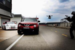 Johnny Herbert and Nissan launch Project Nismo #Jukeride