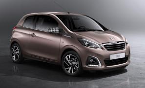 New Peugeot 108 revealed
