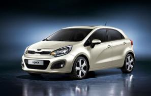 New Kia Rio revealed