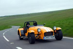 The new Caterham Supersport