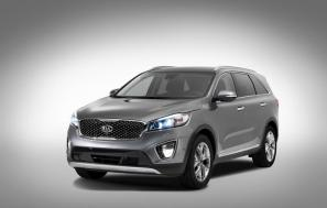 2015 Kia Sorento revealed in first official pictures