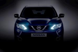 2014 Nissan Qashqai teaser image released