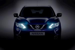 2014 Nissan Qashqai teaser image released