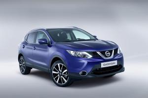 2014 Nissan Qashqai revealed