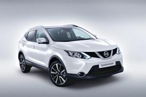 New Nissan Qashqai on sale January 2014, priced from £17,595