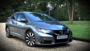 Honda Civic 1.8 i-VTEC Video Review