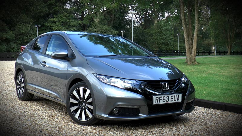 Honda Civic 1.8 i-VTEC Video Review