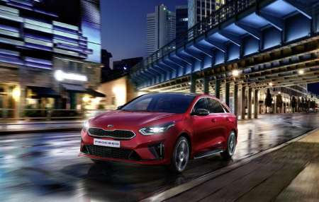 New Kia Proceed on sale next week priced from £23,835