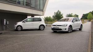VW demonstrates V-Charge 'valet charging'